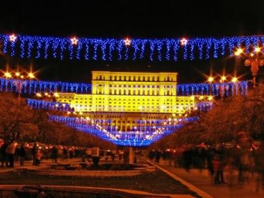 Румъния - Букурещ / Синая-Брашов/